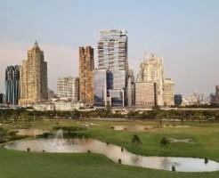バンコクのマンションの写真