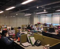 タイのオフィスの写真