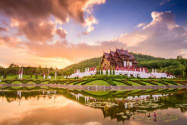 海外移住で快適生活!タイのチェンマイに関する移住情報